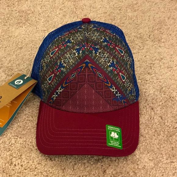 00af74d4f4214 Women s Prana La Viva Trucker Hat